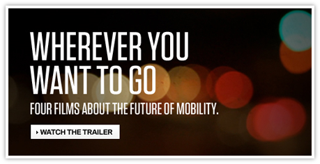 Wherever you want to go, the future of mobility