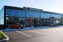 About Us | MINI of Peabody | Lyon-Waugh Automotive Group